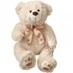 Ourson Teddy blanc