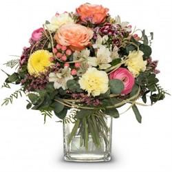 Bouquet pour la personne...