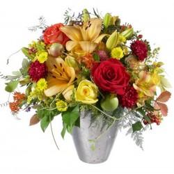 Bouquet de fleurs de l'été